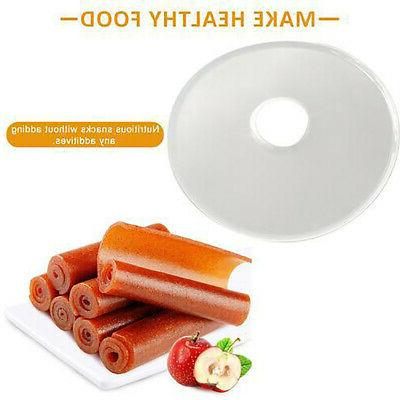 Dehydrator Vegetable Food Silicone Roll-Up Sheet Eco-friendly