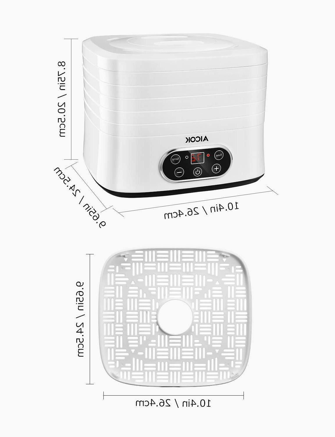 Aicok of Food, 250W Timer Fruits