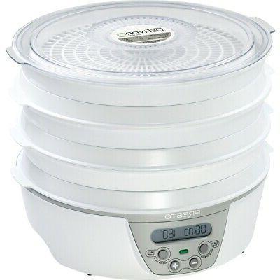 dehydro digital electric food dehydrator 06301
