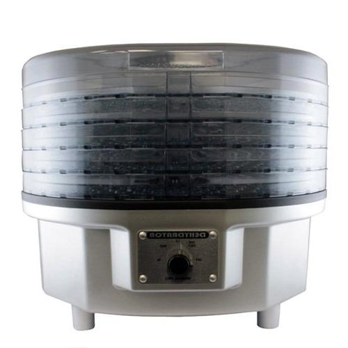 dhr60 food dehydrator refurbished