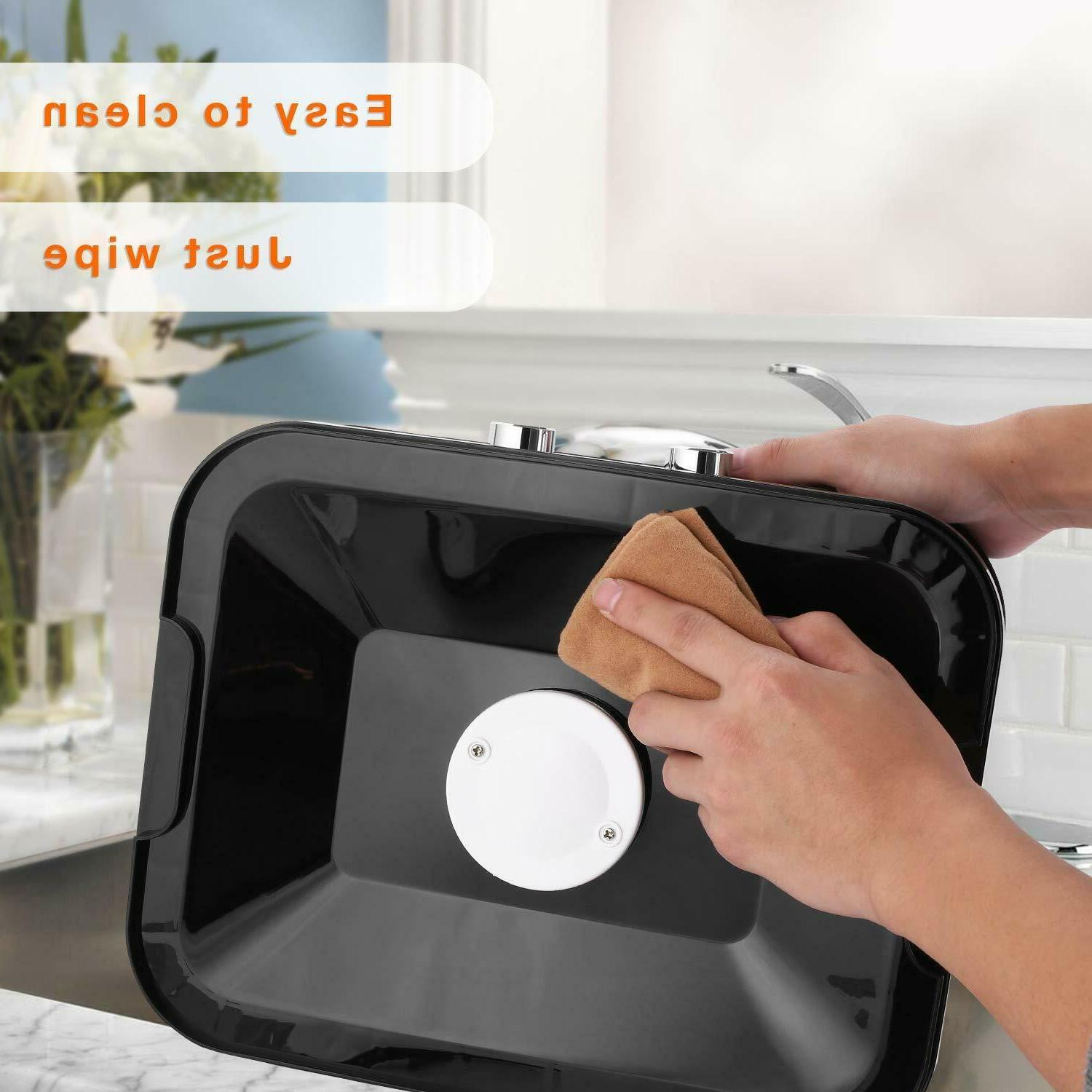 Electric 8 Trays Digital Food with Timer