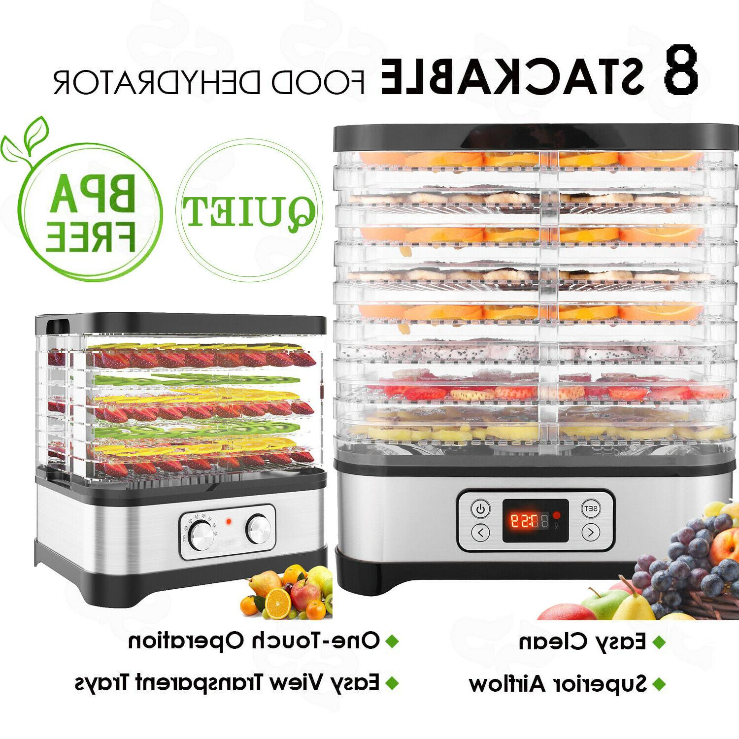 Electric Food Machine 8 400W Food with Timer