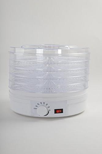 Electric Food Machine, Digital Temperature Control,250W 5 Sturdy and