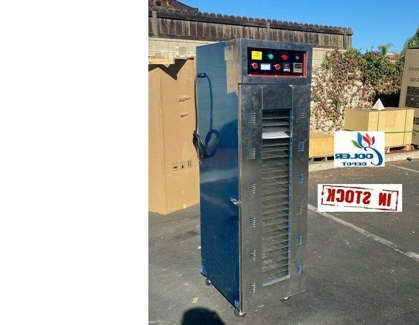 Excalibur Dehydrator EXC10EL 10-Tray Glass Doors, Stainless