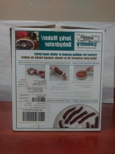 Open Tray Snack Dehydrator Jerky Maker