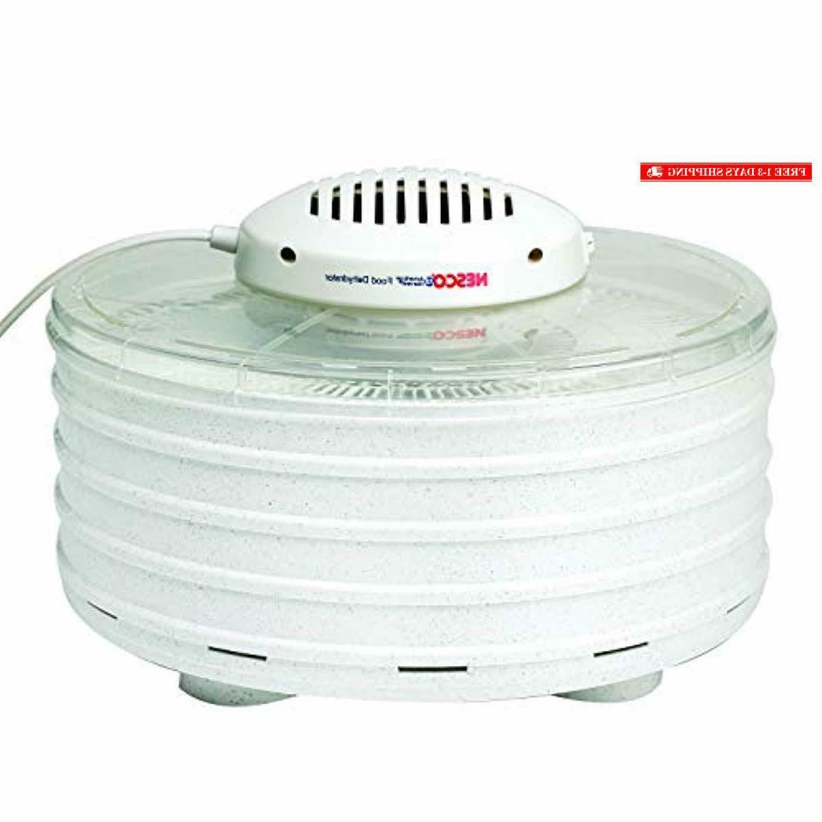 fd 37a food dehydrator white speckled marbled