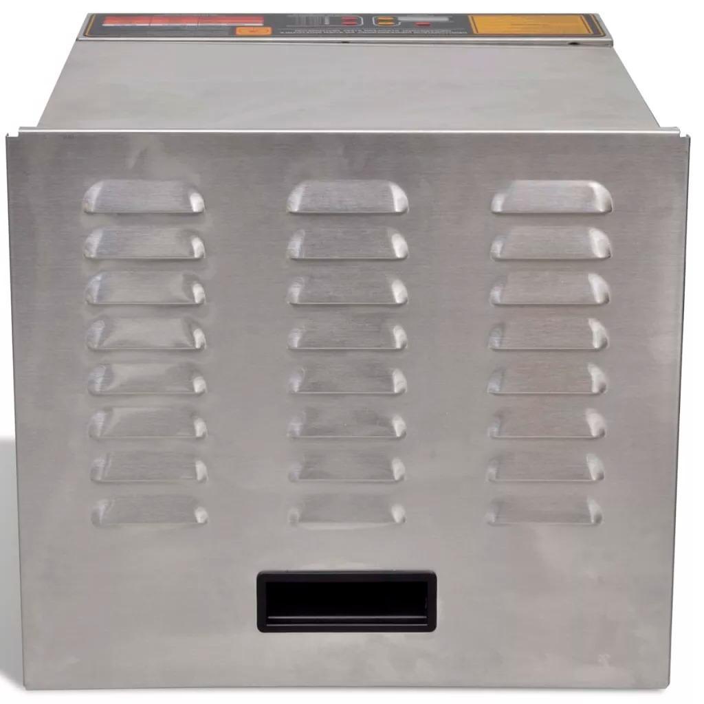 Vidaxl 10 Professional Dryer Vegetable Meat Electric <font><b>Dehydrator</b></font>