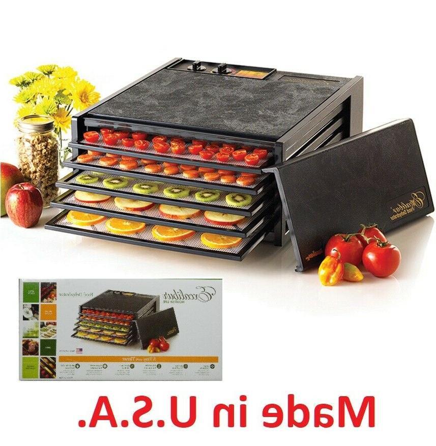 food dehydrator 3526tb 5 tray with 26