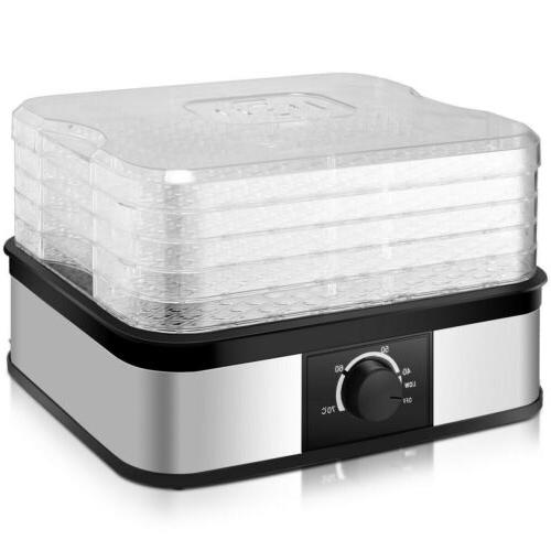 Food Dehydrator Food Fruit Dryer Temperature Control