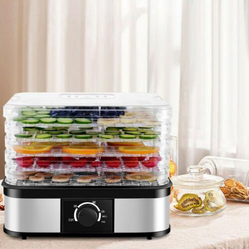 Food Fruit Dryer Temperature
