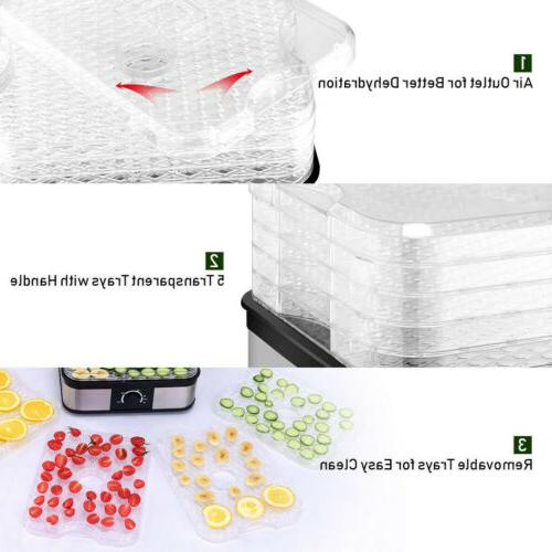 Food Dehydrator Tray Food Dryer