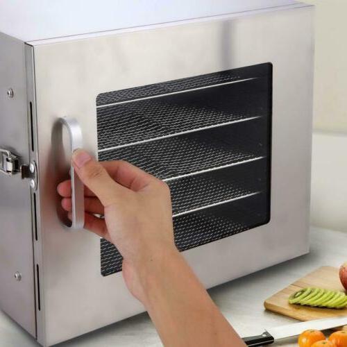 Food Stainless Steel Fruit Meat Dryer