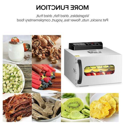 Food Dehydrator Stainless Steel Meat Blower