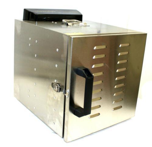 Food Dehydrator Meat Drying Dryer 6 Trays