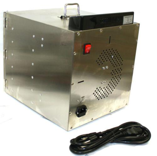 Food Dehydrator Meat Dryer Stainles