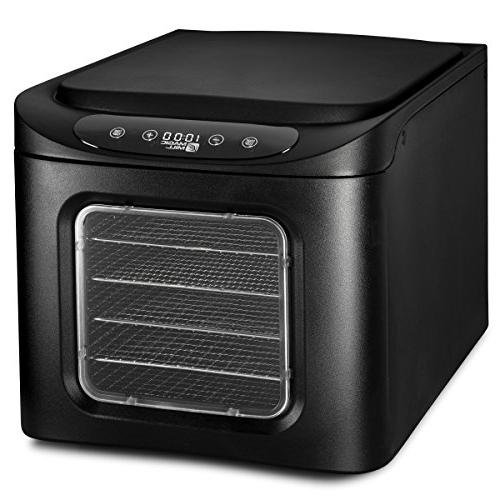 MAGIC Professional Food Dehydrator Steel Drying 2 2 Mesh 1 Ovens Mitts