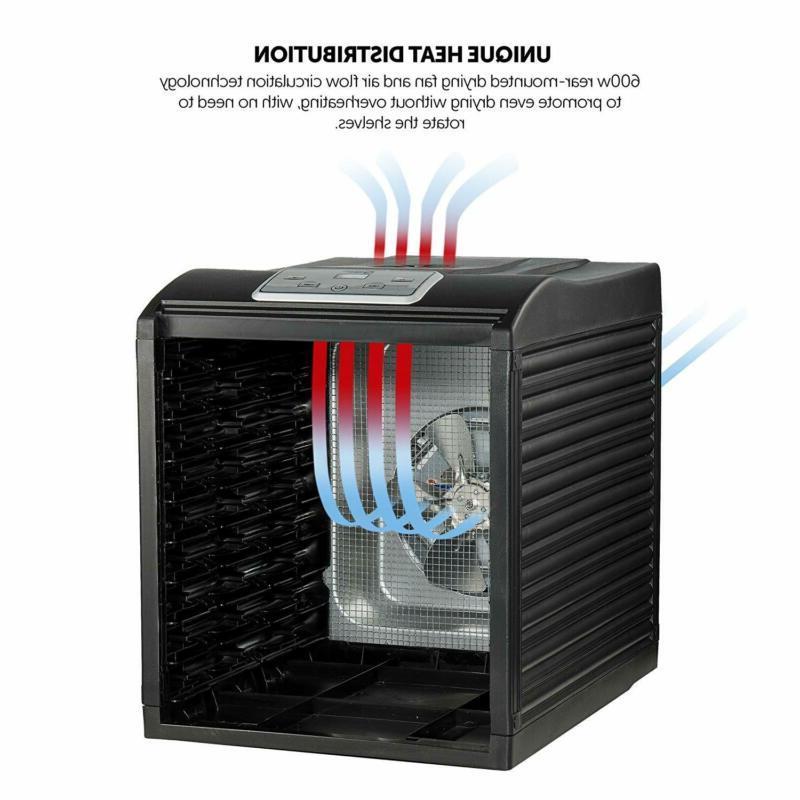 Magic Dehydrator Machine Digital Adjustable Timer Te