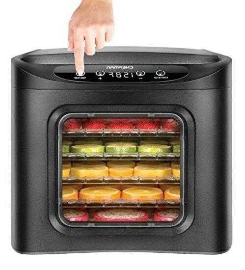 food dehydrator machine electric multi tier food
