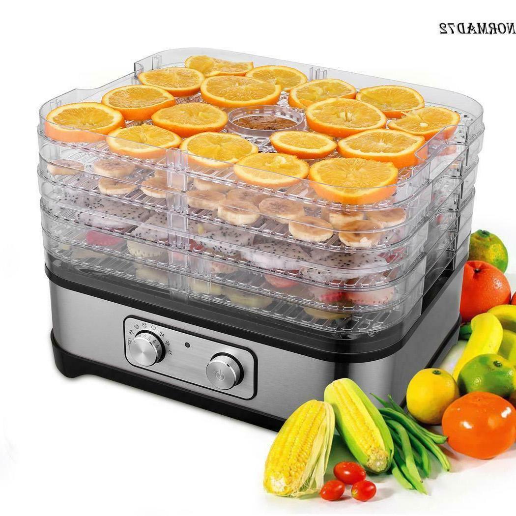 Food Dehydrator Machine Professional Electric Preserver