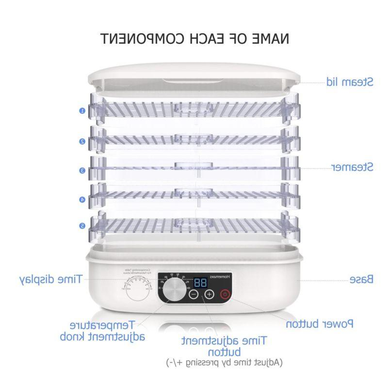 Food Electric Multi-Tier Preserver
