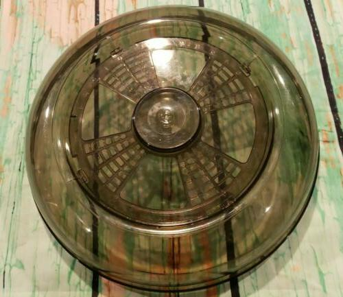 food dehydrator replacement vented lid for model