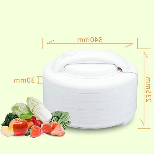 Fruit Organic Height Adjustment Fruit Machine,White,Onesize