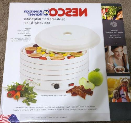 gardenmaster food dehydrator and jerky maker model