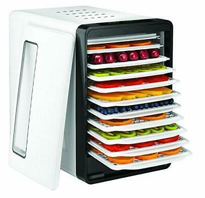 gfd1858 10 tray food dehydrator