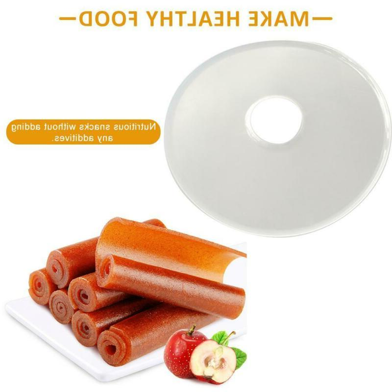 Kitchen Fruit Fruit Food Dryer Dryer Dehydrator Roll-Up Acce
