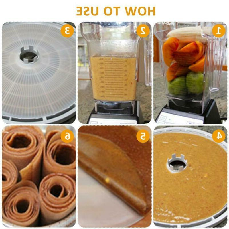 Kitchen Sheet Dehydrator Fruit Dryer Accessories Dryer Food
