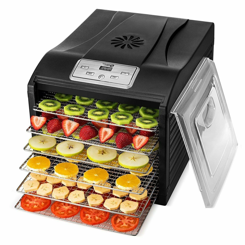 mfd 6100 professional dehydrator machine 6 stainless