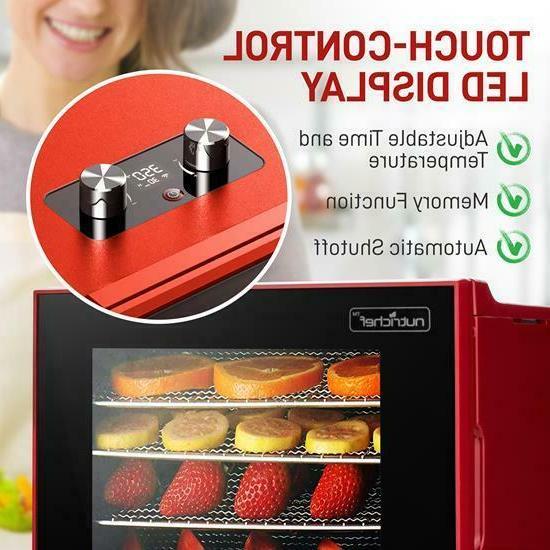 NutriChef NCDH4S Food Machine with Digital