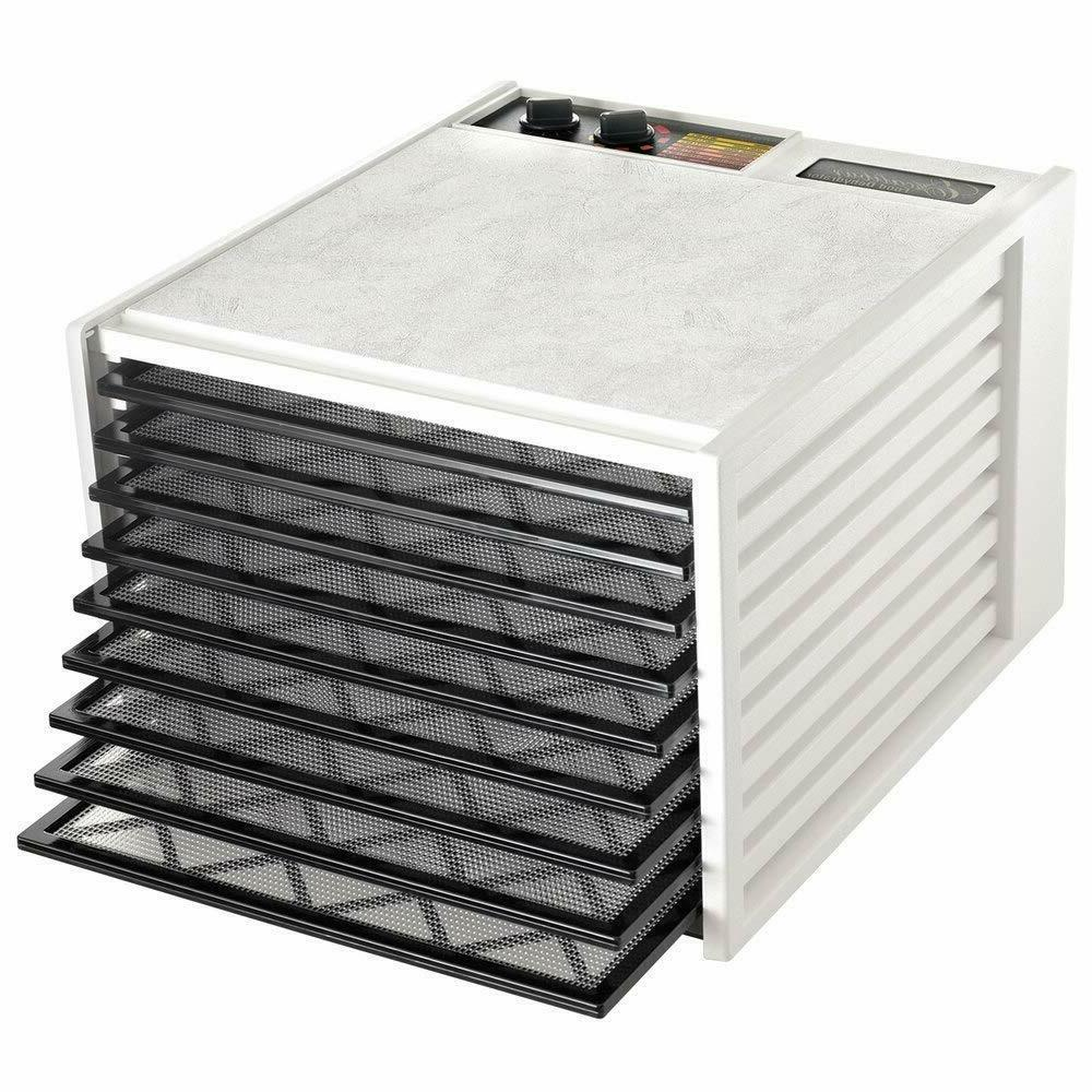 NEW Excalibur Electric Food Dehydrator w/Temp Settings & Timer