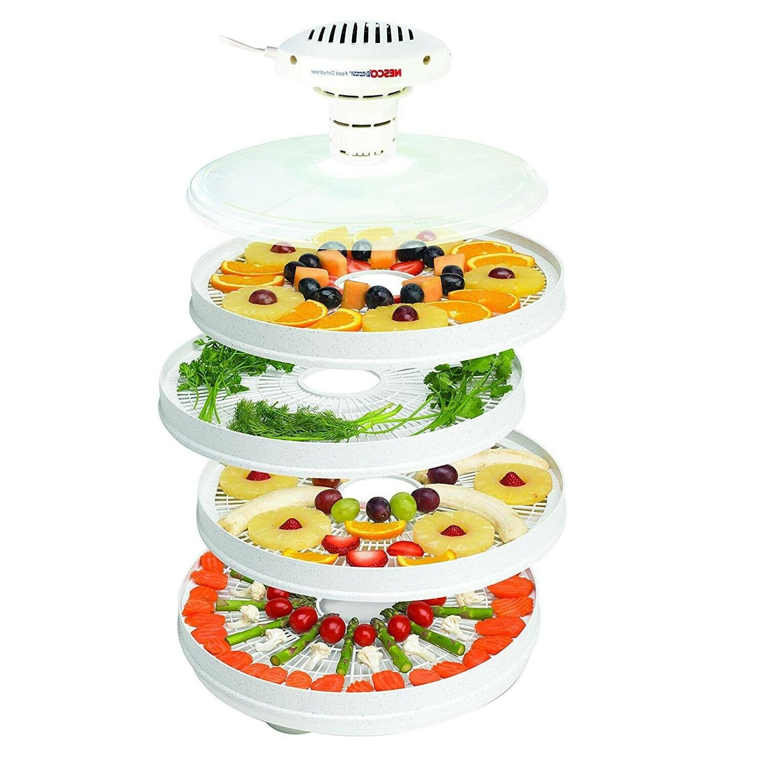 NEW - Food Dehydrator, Speckled/Marbled, watts