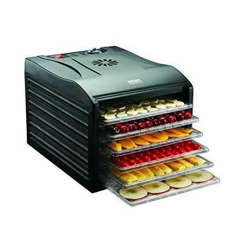 openbox 6 tray food dehydrator