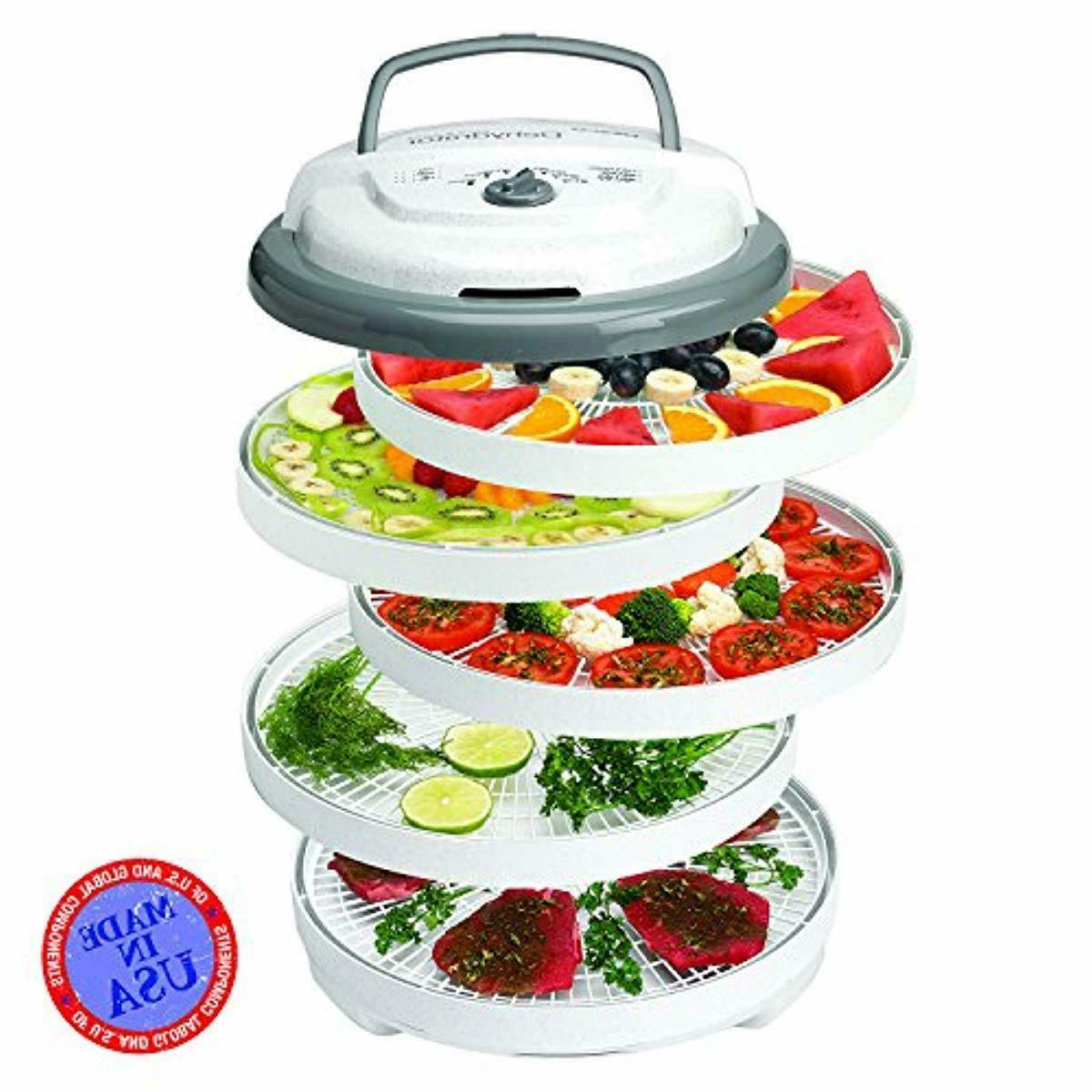 SALE NEW! Snackmaster Pro Dehydrator, Gray