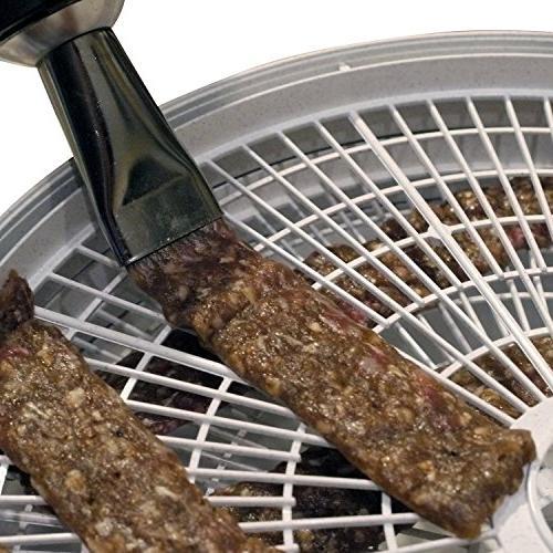JerkySpot Sausage Jerky 1.5lb Clean Aluminum Barrel