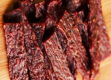 JerkySpot Sausage 1.5lb Clean Aluminum Barrel