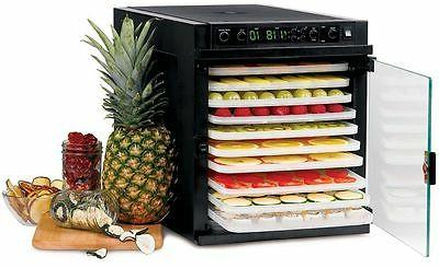 sedona express 11 tray food dehydrator