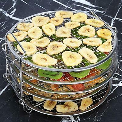 stainless steel dehydrator rack stand compatible