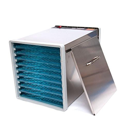 Stainless Food Dehydrator with Digital Timer