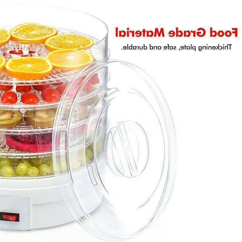 US Dehydrator Fruit Dryer Drying Machine