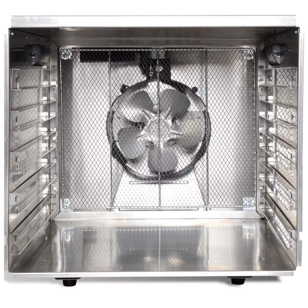 Vidaxl 10 Tray Professional Dryer <font><b>Stainless</b></font> <font><b>Steel</b></font> Fruit Vegetable Air