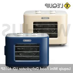 Lequip Mini Food Dehydrator LD-401SP Food Meet Dryer Dehydra