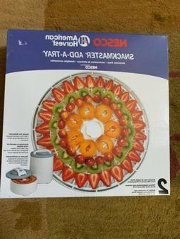 NESCO LT2SG Additional Trays for Food Dehydrators - Free shi