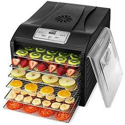 MAGIC MILL Dehydrators Professional Food Machine, 6 Stainles