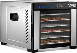 Magic Mill Commercial Food Dehydrator Machine | 7 Stainless