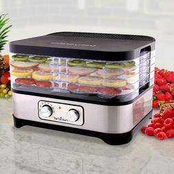 multi tier food dehydrator machine