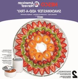 Nesco Add-A-Tray Food Tray Attachment - Food Tray Attachment