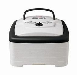 NESCO / AMERICAN HARVEST SQUARE FOOD DEHYDRATOR-FD-80 DRYER-